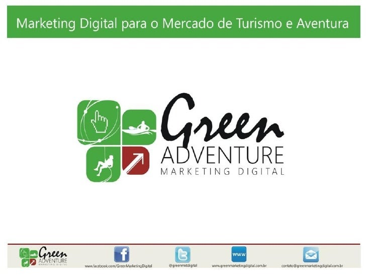 Marketing Digital para o Mercado de Turismo e Aventura