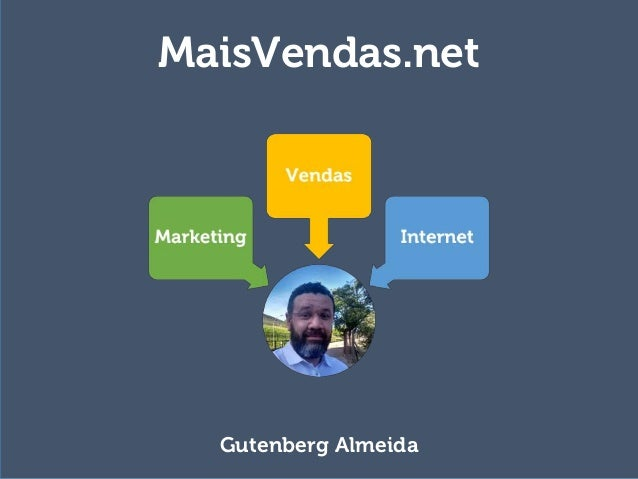 MaisVendas.net Gutenberg Almeida