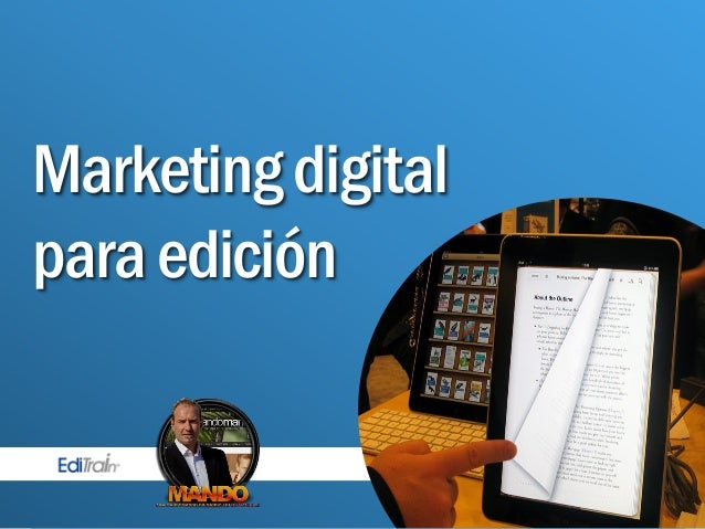 1Marketing digitalpara edición