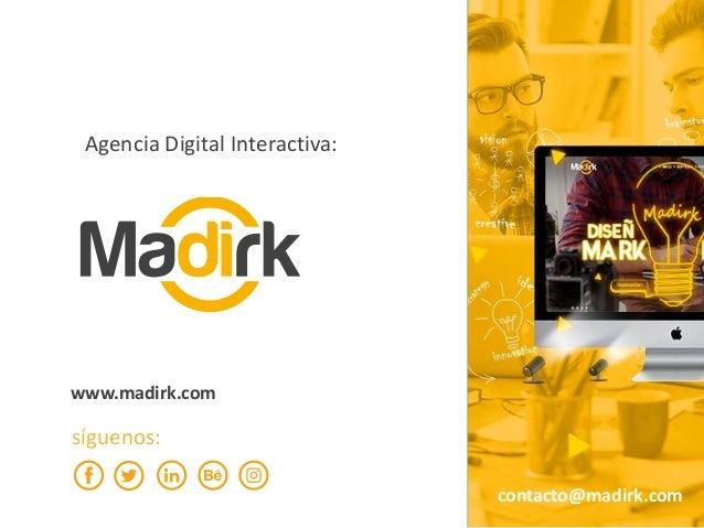 Marketing Digital y Social Media Slide 2