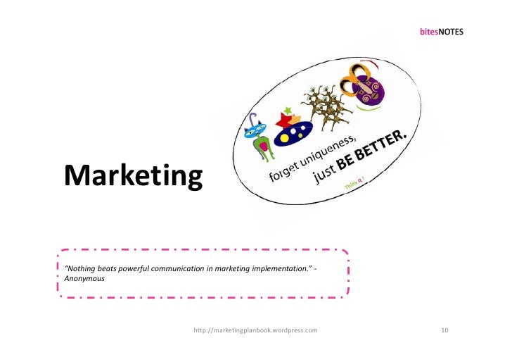 """Marketing  """"Nothing beats powerful communication in marketing implementation."""" - Anonymous                                ..."""