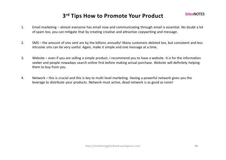 Marketing Plan Breakthrough_S6PEC Framework