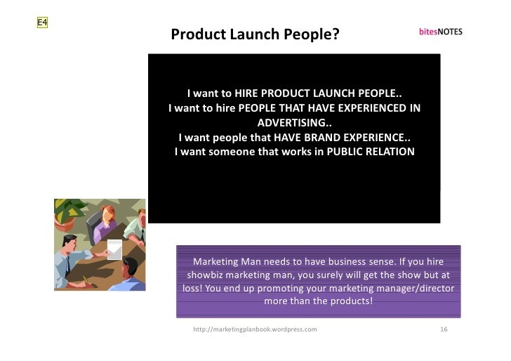 E4      Product Launch People?             I want to HIRE PRODUCT LAUNCH PEOPLE..      I want to hire PEOPLE THAT HAVE EXP...