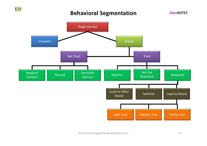 E20                                       Behavioral Segmentation                                              Target Mark...