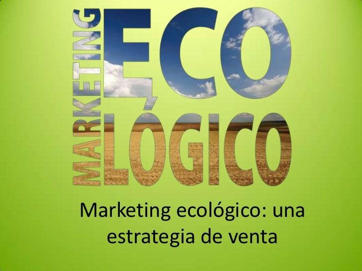 marketing ecológico Lic adrián spuches this video is unavailable watch queue queue.