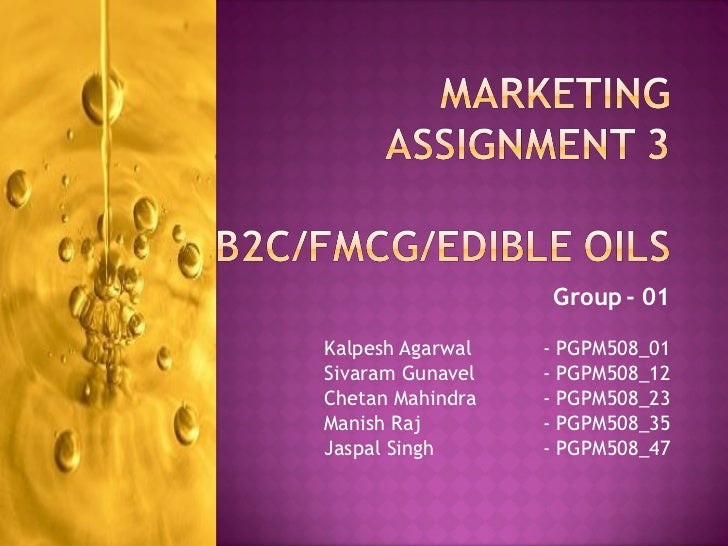 Group - 01 Kalpesh Agarwal  - PGPM508_01 Sivaram Gunavel  - PGPM508_12 Chetan Mahindra  - PGPM508_23 Manish Raj  - PGPM508...