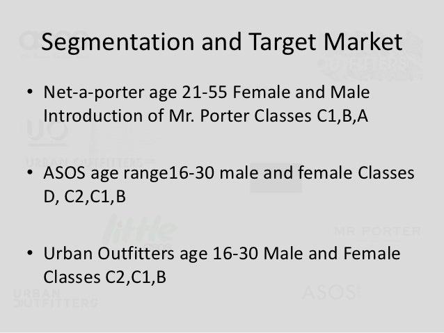 asos target age
