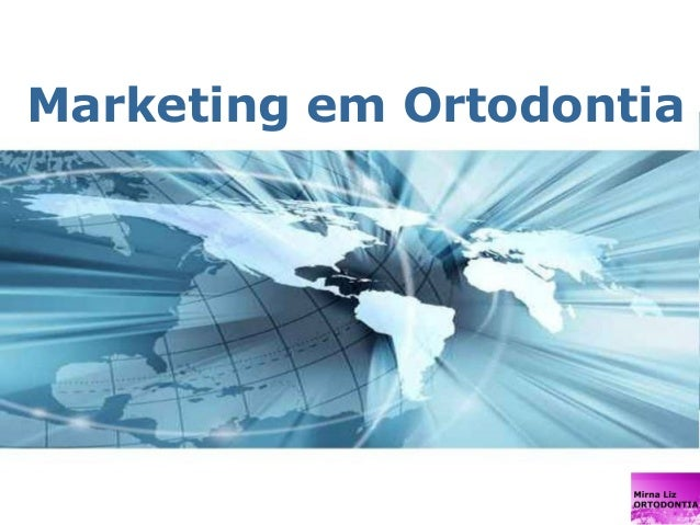 Marketing em Ortodontia  Page 1