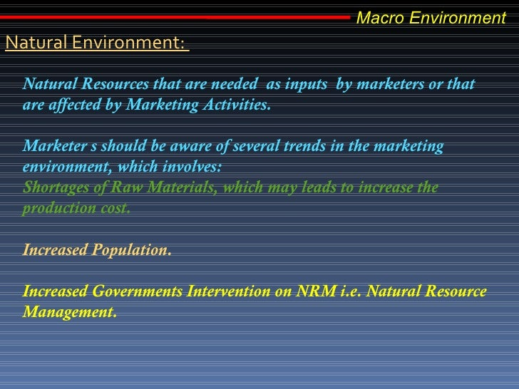 macro environment hp 80 how india's culture impact on hp hrm policies  macro environment the larger societal forces that affect the microenvironment- demographic, economic,natural .