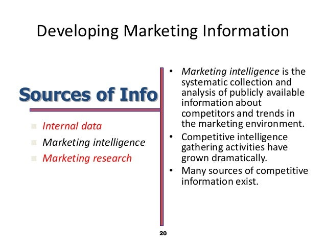 sources of data in marketing research Discover hundreds of marketing statistics and metrics  research for the latest marketing,  platform serves as a source for news about events and .