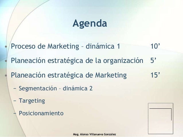 Marketing estratégico Slide 3
