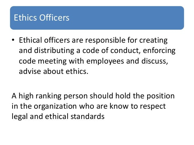 Marketing ethics - Ethics and compliance officer association ...