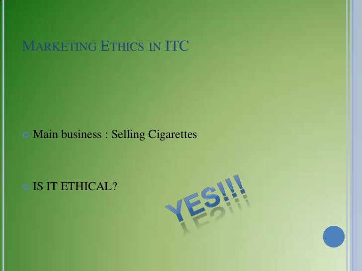 marketing ethics improper selling and October 2016 finra is conducting an inquiry regarding incentives for broker-dealer (firm) employees to: (1) promote bank products of the affiliate or parent.