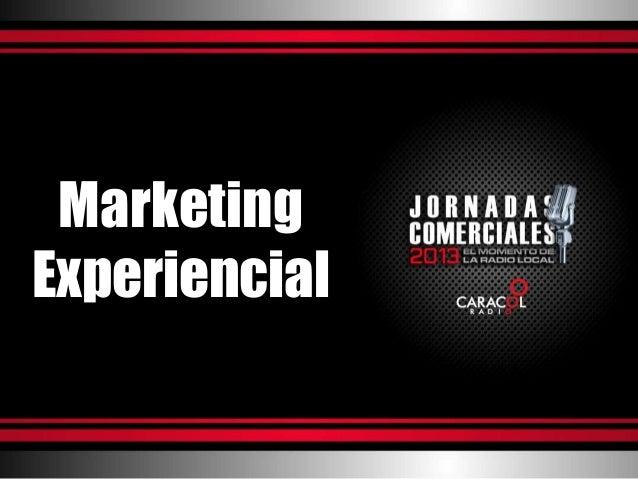 MarketingExperiencial