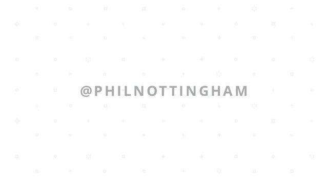 @PHILNOT TINGHAM
