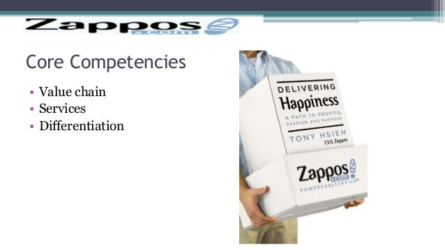 an overview of the business strategies of zappos Business model zappos started off with a strategy of having the best online selection of shoes  harvard business review 1 aug 2010 web.