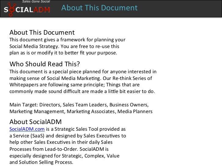 Social Media Marketing - simple - Whitepaper Slide 2