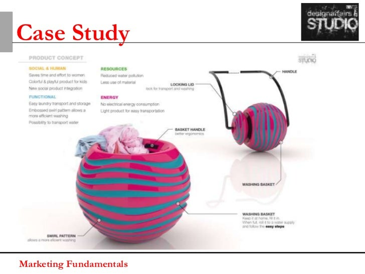 Case StudyMarketing Fundamentals