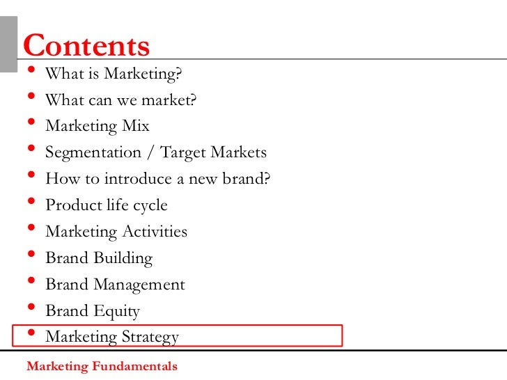 Marketing Strategy     It is more important          to do what is       strategically right           than what is       ...