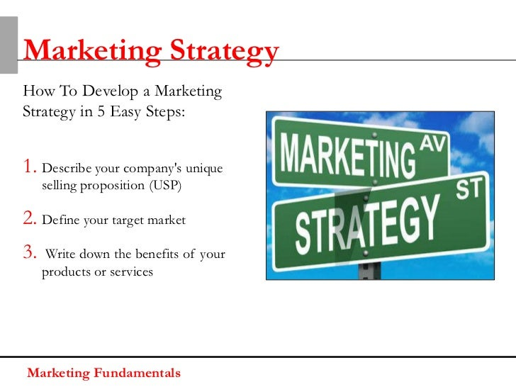 Marketing Strategy4.   Describe how you will position     your products or services5.   Define your marketing methods.    ...