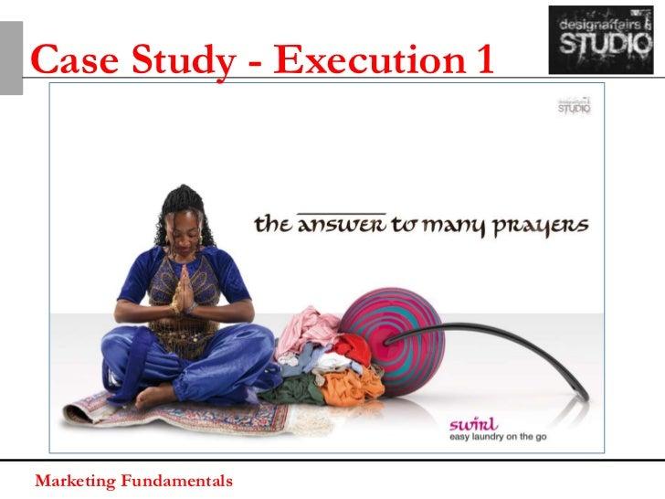 Case Study - Execution 2Marketing Fundamentals