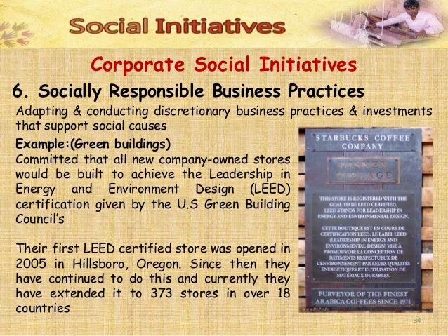 Social responsibility examples   www. Picsbud. Com.