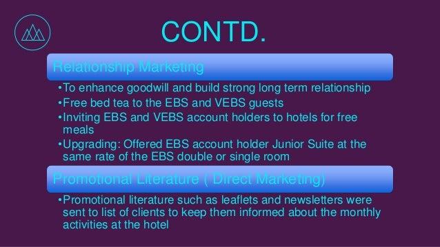 avari hotel case study