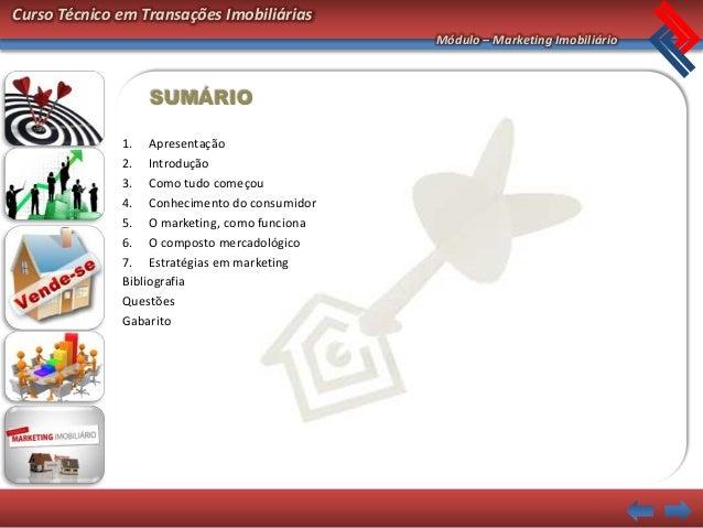 Marketing imobiliário Slide 2
