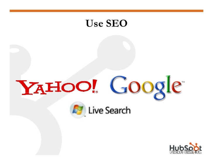 25% of SEO = On Page (Visible) • Page Title  • URL  • H1,H2,H3 tags   • Page Text    • Bold