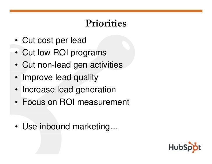 """Recession Marketing Plan  •   Buy HubSpot     B H bSpot •   Buy """"New Rules of Marketing & PR"""" •   Buy video camera •   Ded..."""