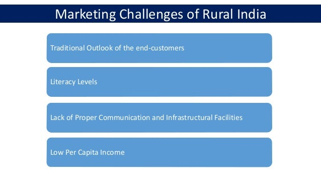 Marketing Industrial Products In Rural Areas L Amp T