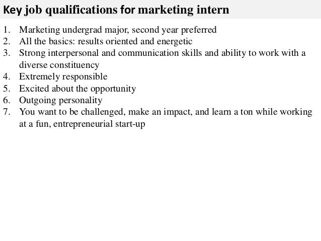 Business Intern Job Description  StaruptalentCom