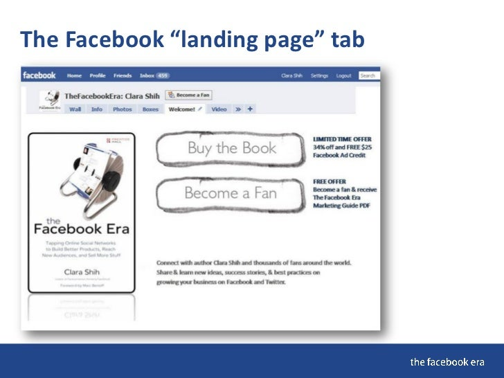 Try it yourself   Limited Time Offer   Receive a free Facebook ad   credit with book purchase