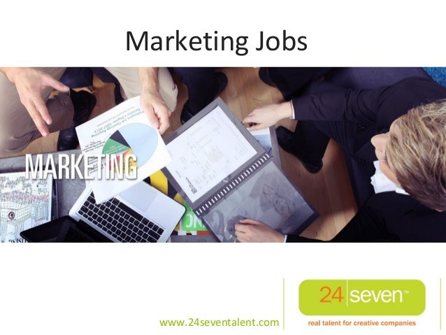 Marketing Jobs - Careers in Brand Management, Market ...
