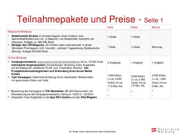 Teilnahmepakete und Preise - Seite 2                                                                                      ...