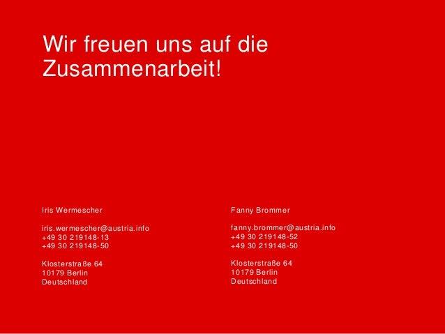 Marketingkampagne Winter 2013/14 Deutschland
