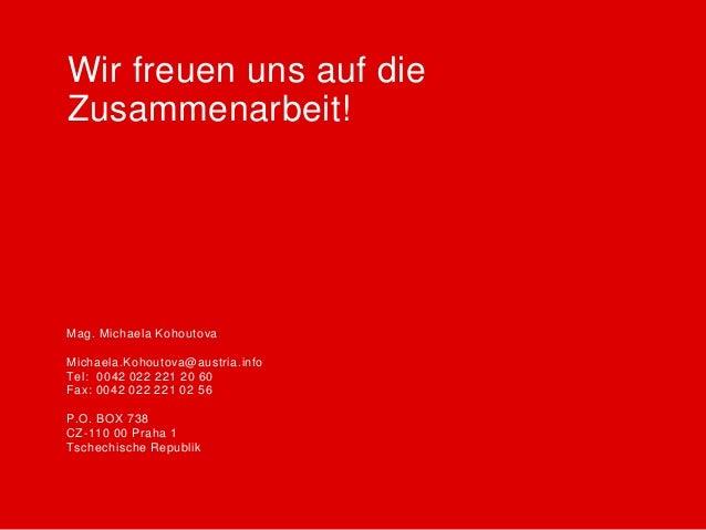 Marketingkampagne Winter 2013/14 Tschechien