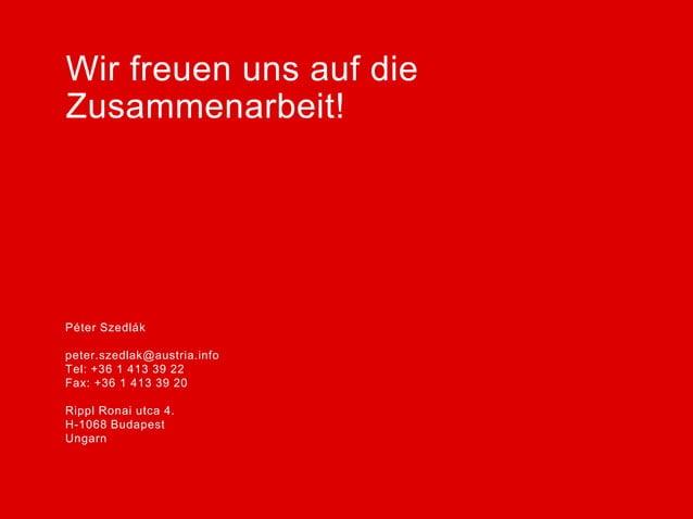 Marketingkampagne Winter 2013/14 Ungarn
