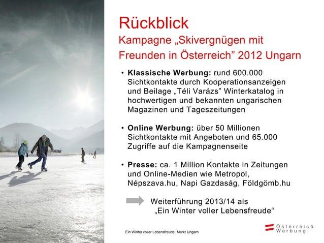 Marketingmix und Reichweite    Markt Ungarn, September 2013 – März 2014                                                   ...