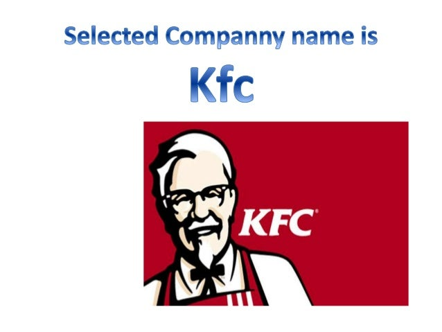 kfc promotional mix The brand refresh is the first major work from kfc's new agency, wieden & kennedy, which picked up the account earlier this year from fcb the push includes a marketing blitz with the new colonel.