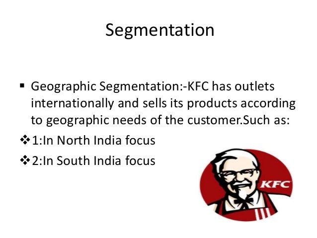 Kentucky Fried Chicken Marketing Strategy (English)