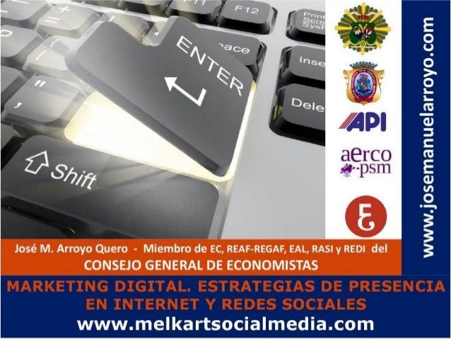Miembro de GT Marketing del Consejo General de Economistas