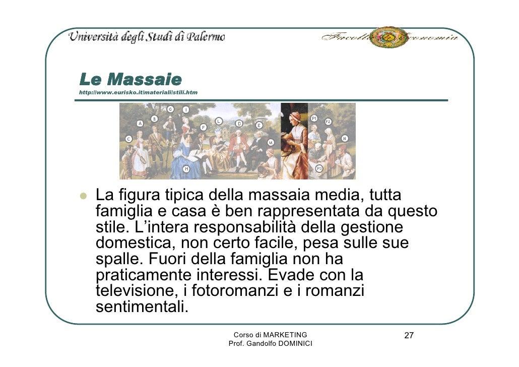 Le Massaie http://www.eurisko.it/materiali/stili.htm          La figura tipica della massaia media, tutta      famiglia e ...