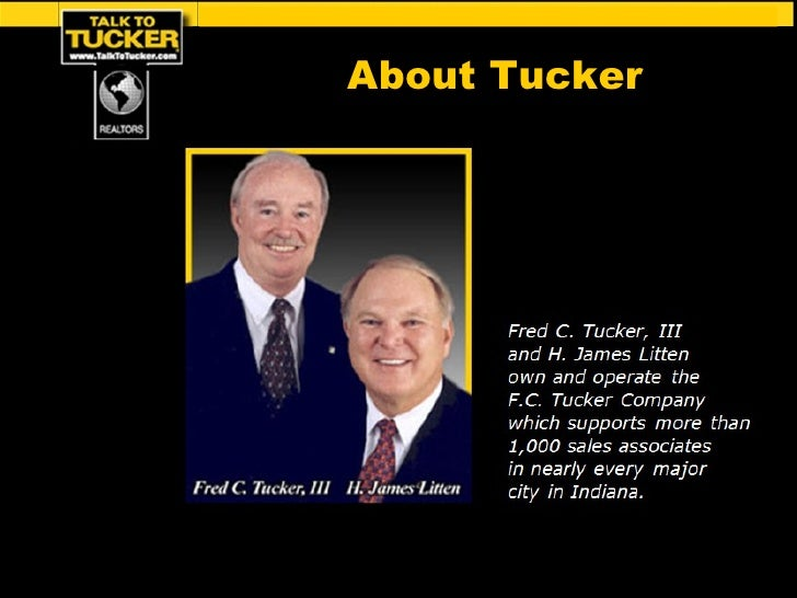 About Tucker