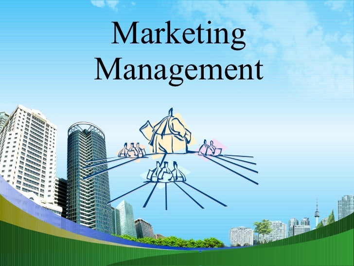 Ppt mba 5206 marketing management powerpoint presentation id.