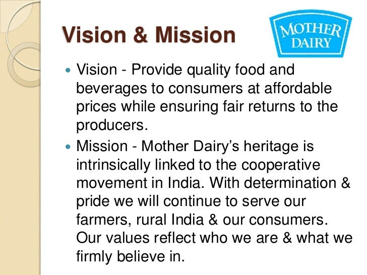 """inventary management in mother dairy Project report entitled """"an insight of mother dairy"""", in partial fulfilment of the requirements for the award of the master of business administration and submitted to international purchase and store department inventory management system in mother dairy, the store department uses the fifo method."""