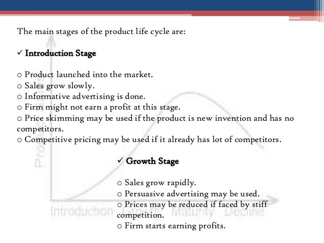 marketing management life stage assumptions Life cycle assessment determines the environmental impacts of products,  to  foster continuous improvement through better environmental management  systems  the study) and assumptions based upon the goal definition life-cycle  inventory:  marketing, consumer education, process improvement and product  design.