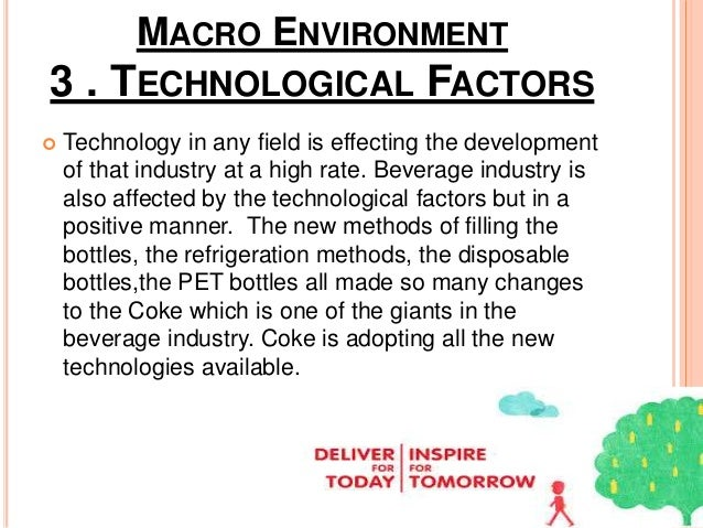 macro environment factors affecting fast food industry A coffee shop serving breakfast and lunch is completely different from the fast food industry (rainsford, 2001, p208) fast food restaurants ranges from small road side vendors to american giants like mcdonald's and kfc (caterersearch, 2011.