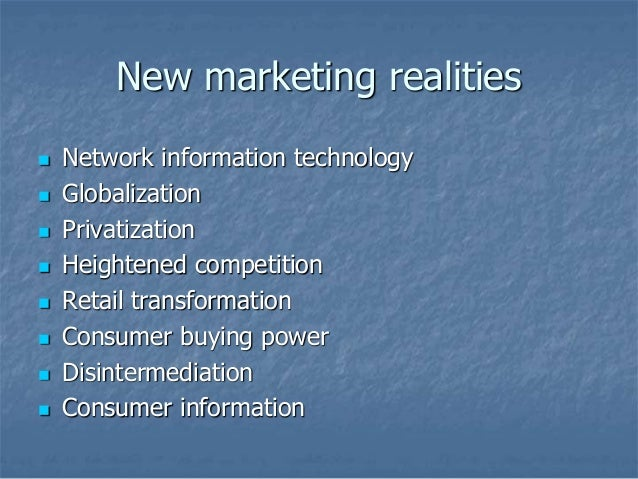 Image result for new marketing realities