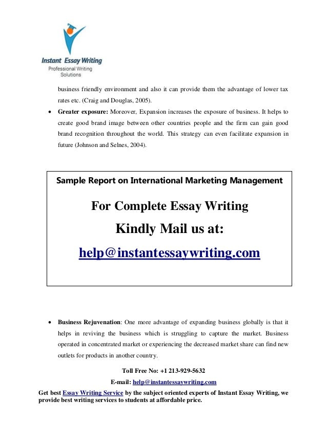 e business marketing strategy essay Low budget marketing strategies if you're a business just starting these examples of marketing strategies for of-marketing-strategies-for.
